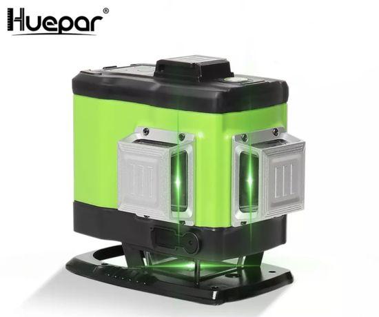 Лазерный уровень/лазерный нивелир 3D Huepar HP-503DG