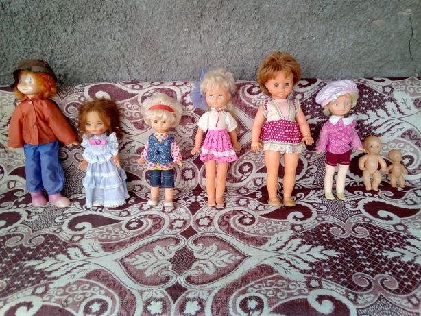 Советские  куклы