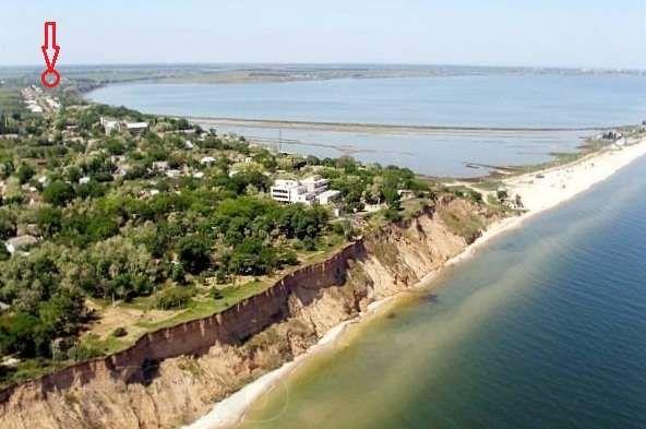 Хороший дом в райском месте на Черном море. 25 соток! БЕЗ комиссии!!!