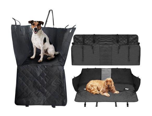 Pokrowiec na Siedzenie do Samochodu Mata dla Psa