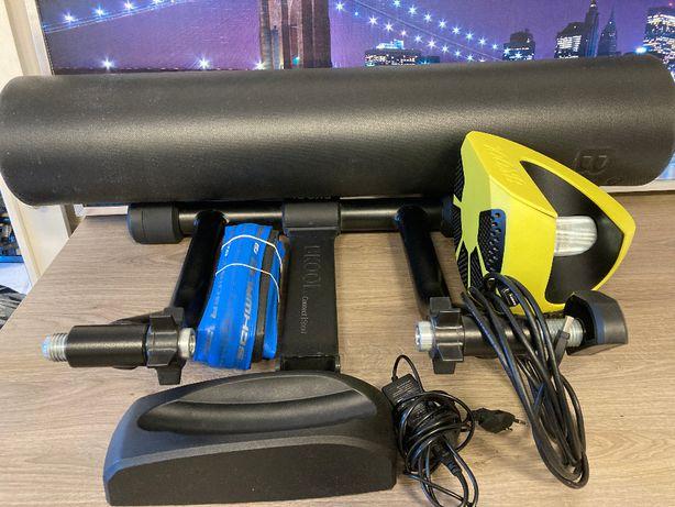 Trenażer rowerowy Bkool Smart Pro 2 - W pełni interaktywny ZWIFT