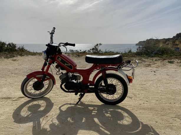 Casal Boss 50cc Impecável