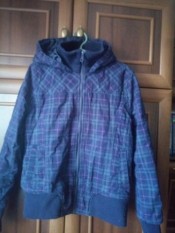 Куртка осіння тепла