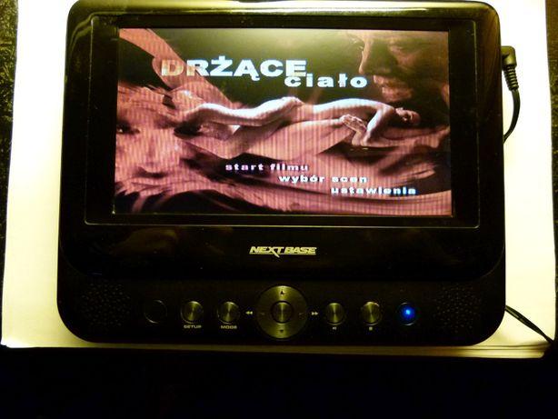 Odtwarzacz DVD Divx do samochodu i telewizora USB komplet