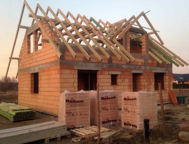 Firma Budowlana.Kompleksowe realizacje zleceń Budowa domów
