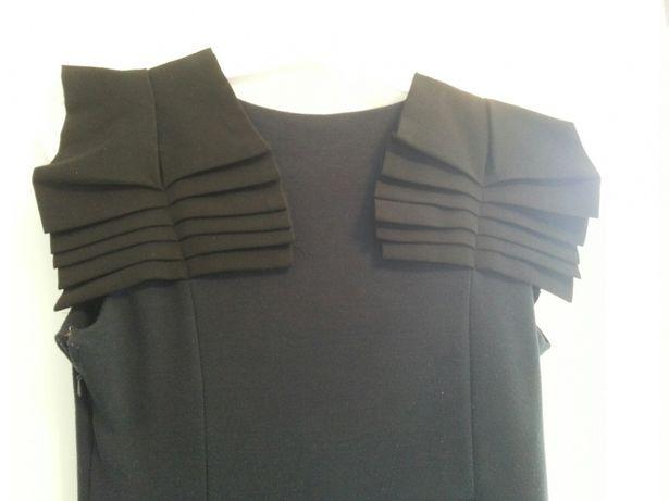 Elegancka sukienka Asos ołówkowa dopasowana rozmiar 42 XL wesele