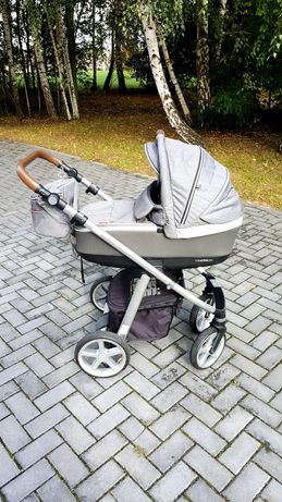 Wózek dziecięcy 2w1 firmy Expiro Next