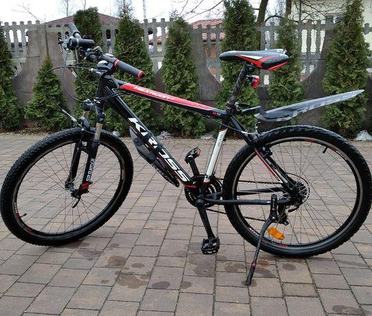 "rower kross hexagon 2 rama M koła 26"""