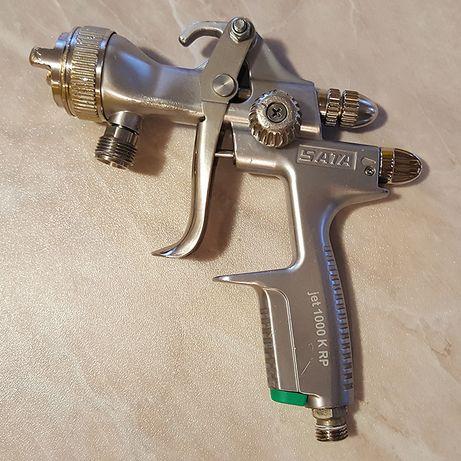 Pistolet lakierniczy SATAjet 1000 K RP dolnozasilany