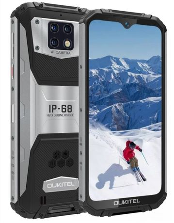 Oukitel WP6 6gb/128gb camera 16mp novos c/garantia