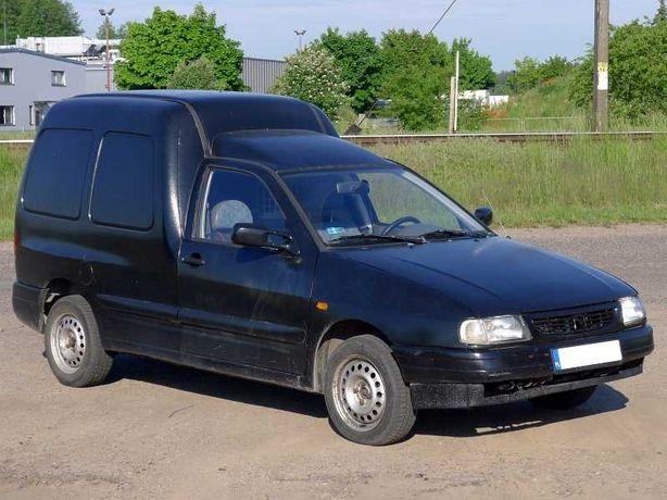 Seat Inca 1.9 SDI (via Volkswagen Caddy mk2)