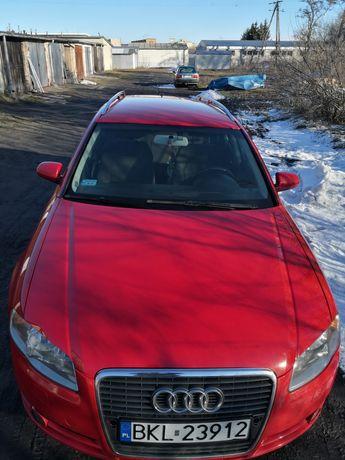 Sprzedam Audi A4 b7 2.0 tdi 140km,BPW,2006 rok. Zamiana.