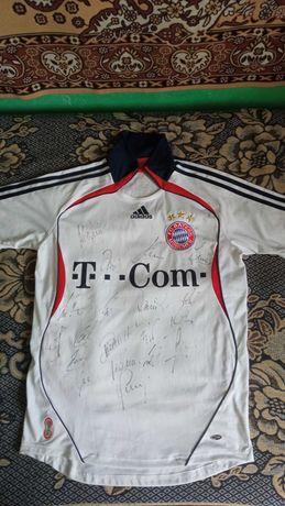 Футболка FC Bayern Munich сезона 2006 - 07
