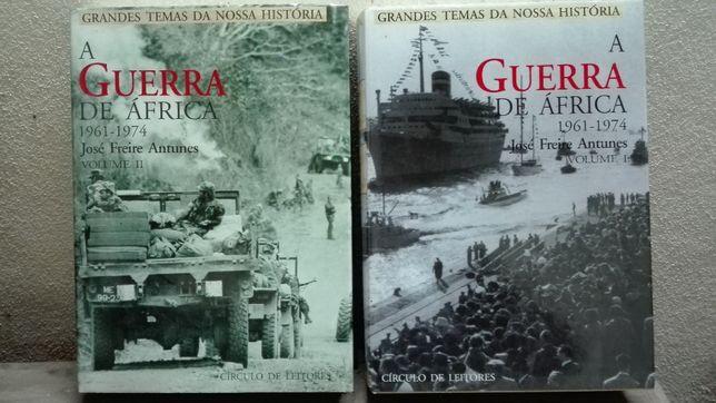 """A Guerra de África"" de José Freire Antunes"