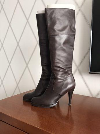 Buty nowe skórzane