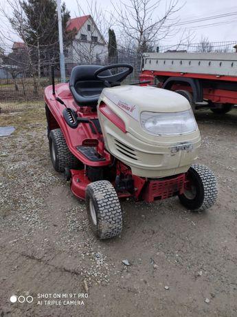 kosiarka do trawy Gutbord traktorek z koszem