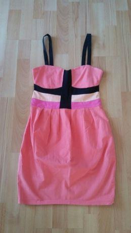 Letnia, bawełniana sukienka