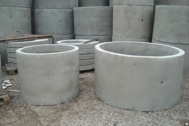 кольца для колодца и канализации