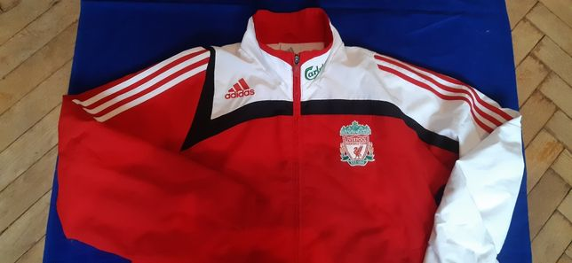 Adidas Liverpool kurtka rozm.M stan bdb