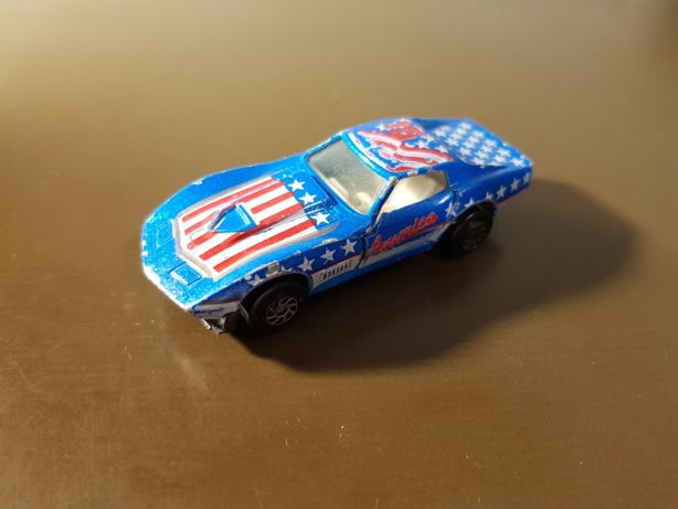 Model Chevrolet Corvette C3 Stingray