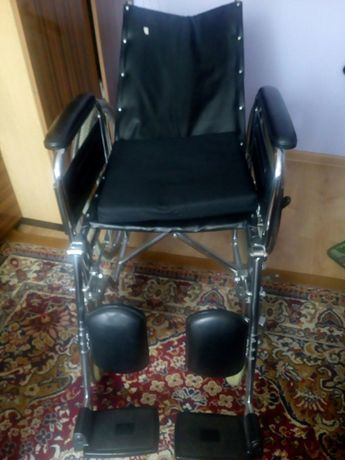 Wózek inwalidzki rozkładany