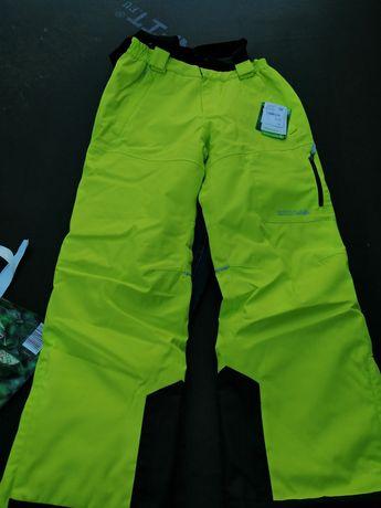 Spodnie narciarskie 158-164 NOWE