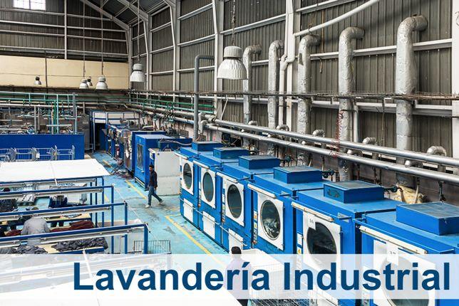 Lavandaria Industrial Tecnitramo Portugal