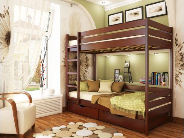 Кровати из массива дерева . Матрасы .Цены оптовые ,Доставка по Украине