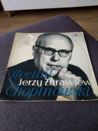 14. Płyta winylowa, winyl! Recital Chopinowski - Jerzy Żurawlew Chopin