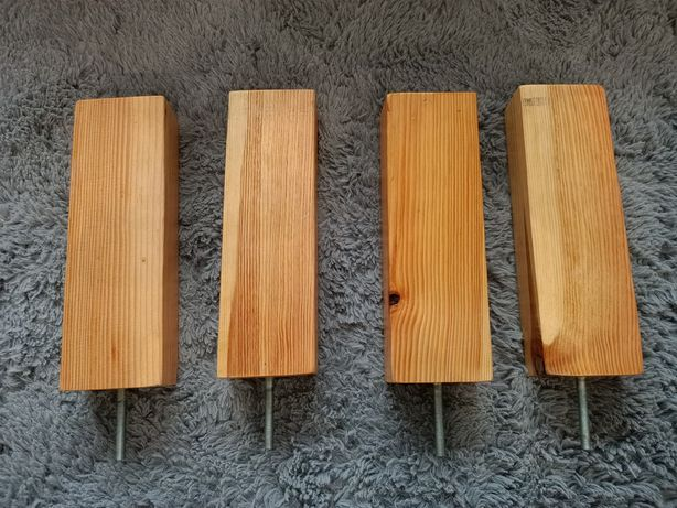 Nóżki drewniane sofy soderhamn, nogi