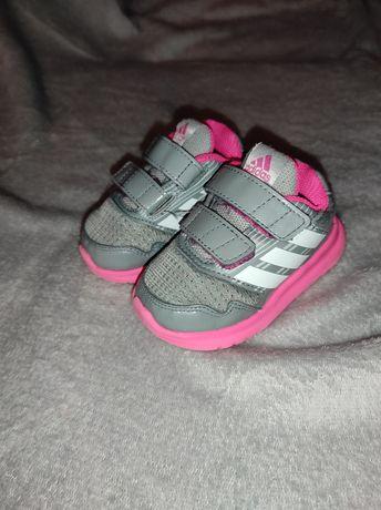 Adidas buciki dla dziewczynki