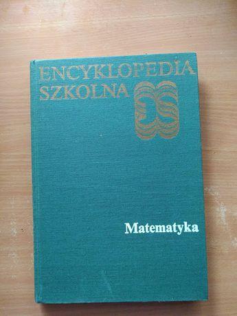 Encyklopedia szkolna Matematyka pomoc w nauce matematyki