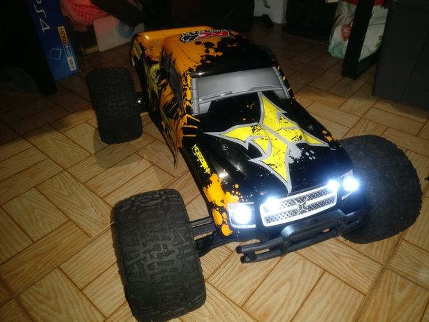 ECX Ruckus RC Modificado 1:10