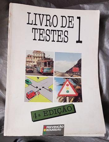 Testes condução 1994