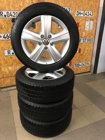 Диски R17C диски VW T5с резиной Good Year Carco Vector M+S 215/60 R17C