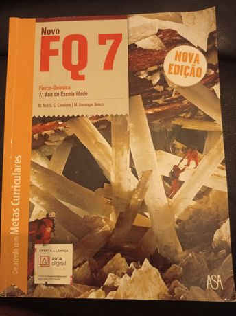 Manual 7° Ano - Físico Química
