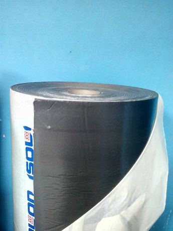 Шумоизоляция авто 4 мм Изолон Тейп на клеевой основе,1м2 теплоизоляция