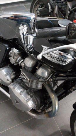 Triumph thruxton 900cc EFI 2016