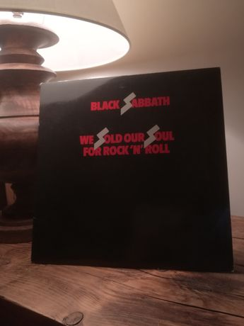 Black Sabbath We Sold Our Soul płyta winylowa 2LP EX+
