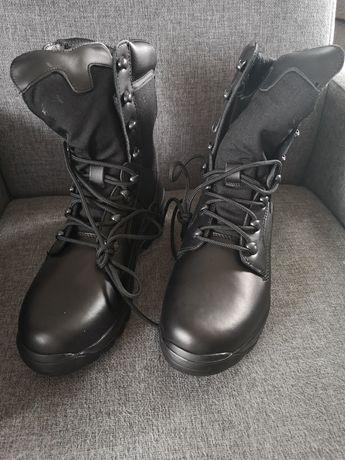 Buty taktyczne Wojas skóra-nowe rozm. 43