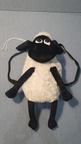Рюкзак Барашек Шок. Меховой рюкзачек овечка Тимми