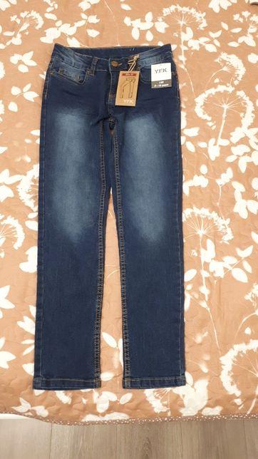 Продам нові джинси(Німеччина)на дівчинку,р.140(9-10)років.