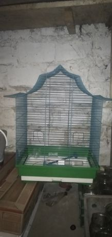 Klatka dla papugi