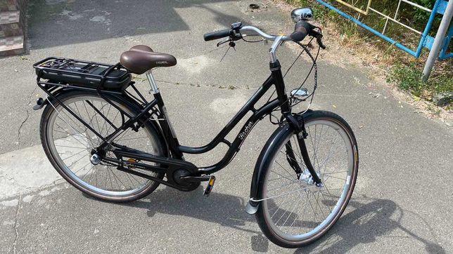 Электровелосипед Fisher из Германии
