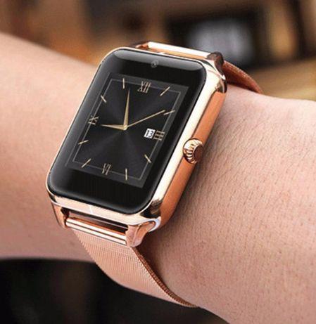 Inteligentny Zegarek z SIM, Nowoczesny SMARTWATCH z SMS, Model 2021