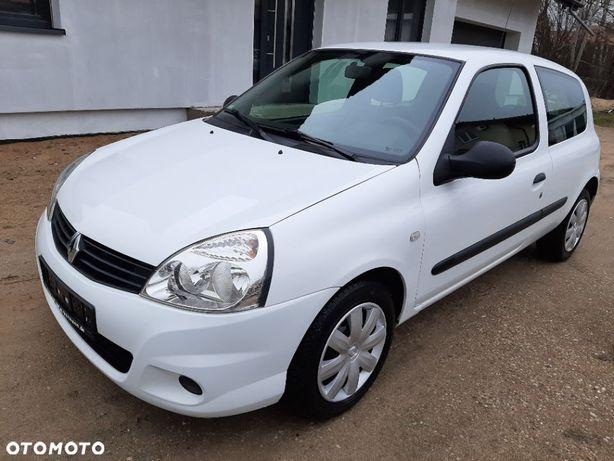 Renault Clio 1.2 benz. / rok produkcji 2010 / KLIMATYZACJA, PIĘKNY BIAŁY z Niemiec