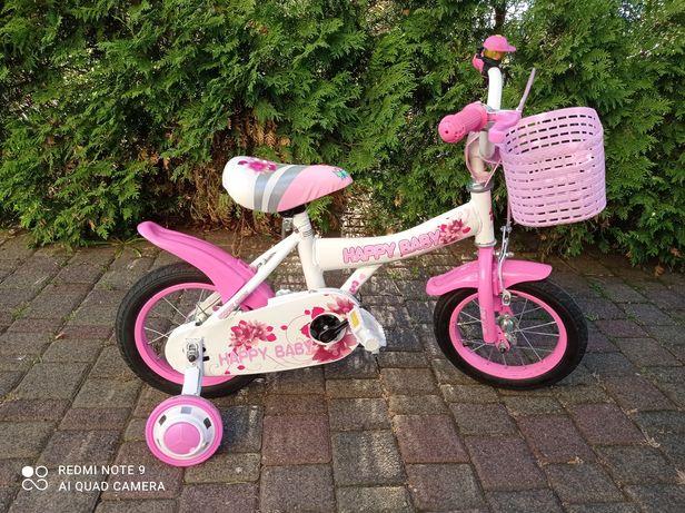 Rowerek dziecięcy rower 12 cali stan bdb dla dziewczynki polecam