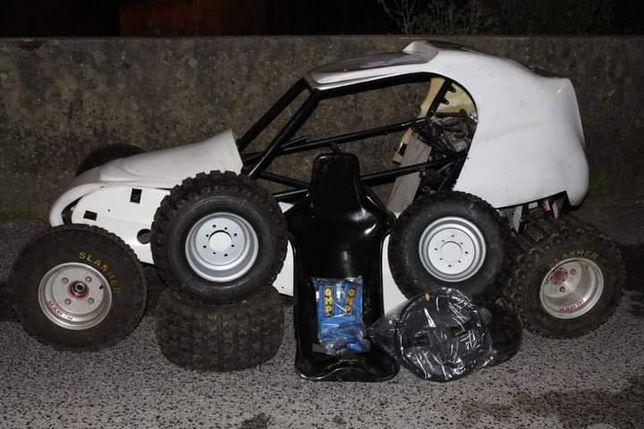 Kart cross JBracing Cbr600