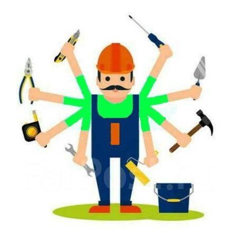 Мастер на час (мелкий ремонт по дому)в Одессе