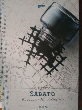 Abbadon-Anioł Zagłady, E. Sabato